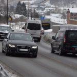 Biltrafikken redusert etter åpningen av Lilleelvprosjektet