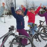 Ønsker en kultur for vintersykling