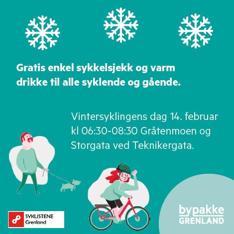 vintersyklingens dag 2020