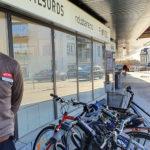Meny Lietorvet først ute med søknad om tilskudd til sykkelparkering