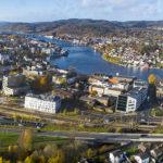 Digitale frokostmøter om fremtidens byutvikling og transport i Grenland