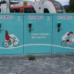 Prøv trygg sykkelparkering gratis